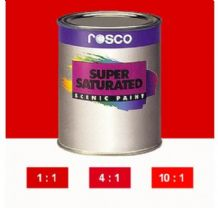 Rosco Supersat Red Paint